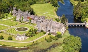 Castles to Stay in Ireland - Ashford Castle