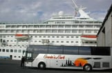 Irish cruise ship tours, cruise ship to Ireland