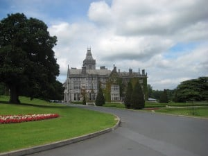 Castles to Stay in Ireland - Adare Manor, Co. Limerick