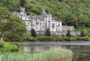 Castles to Stay in Ireland - kylemore-abbey