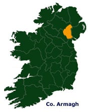 map of armagh in Ireland, Irish incoming tour operator ... Map Of Armagh City on map of northumberland county pa townships, map of northern ireland, map of county armagh ireland,