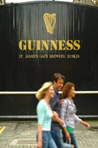 Guinness Storehouse Distillery Tour