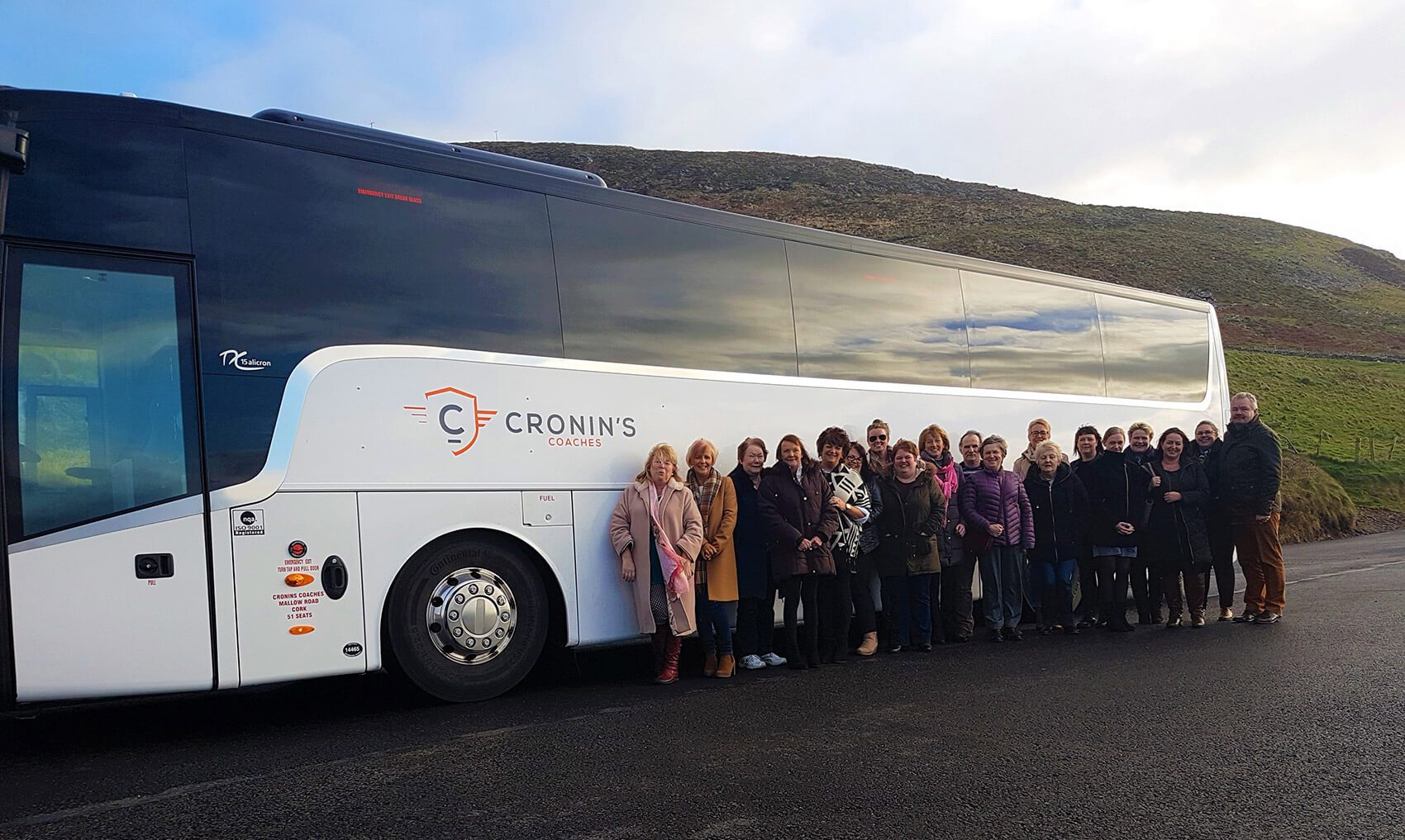Cronin's Specialized Travel Ireland