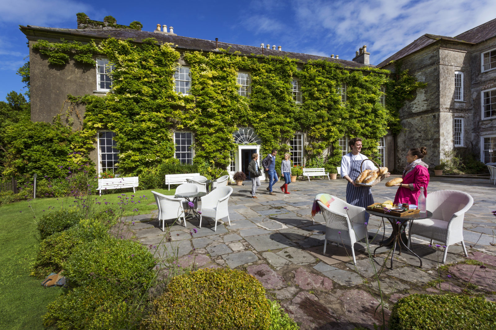 Ireland's Flavor and Food Trails