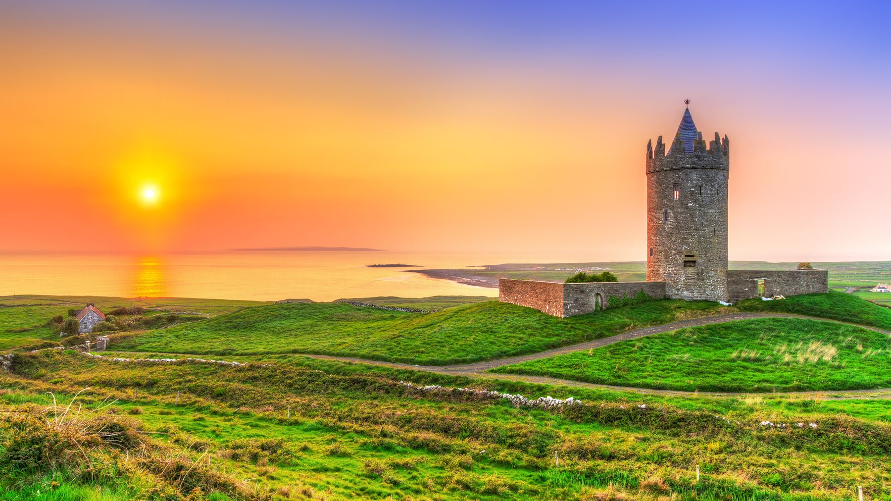 Ireland Welcomes