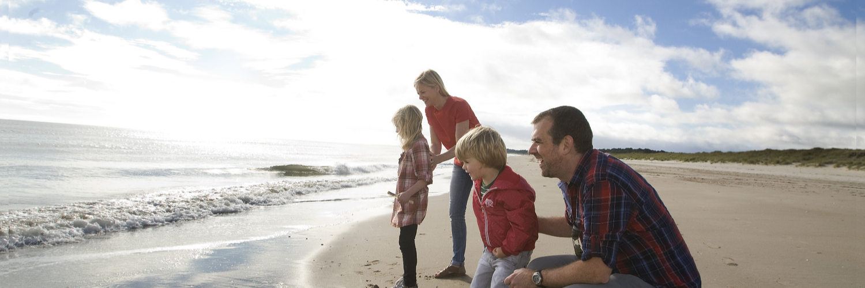 Family Vacation in Ireland
