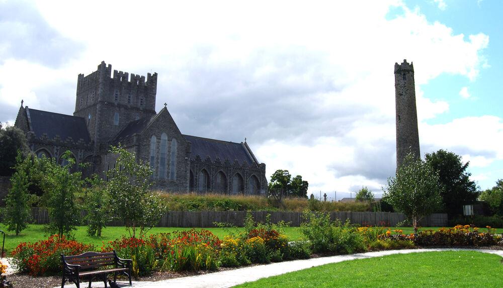Irish Saints & Spirits