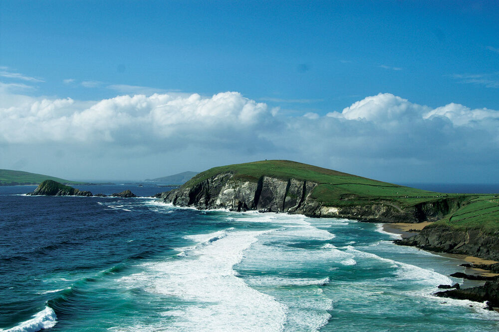 Wild Atlantic Way – Haven Coast, South Coast & Cliff Coast.