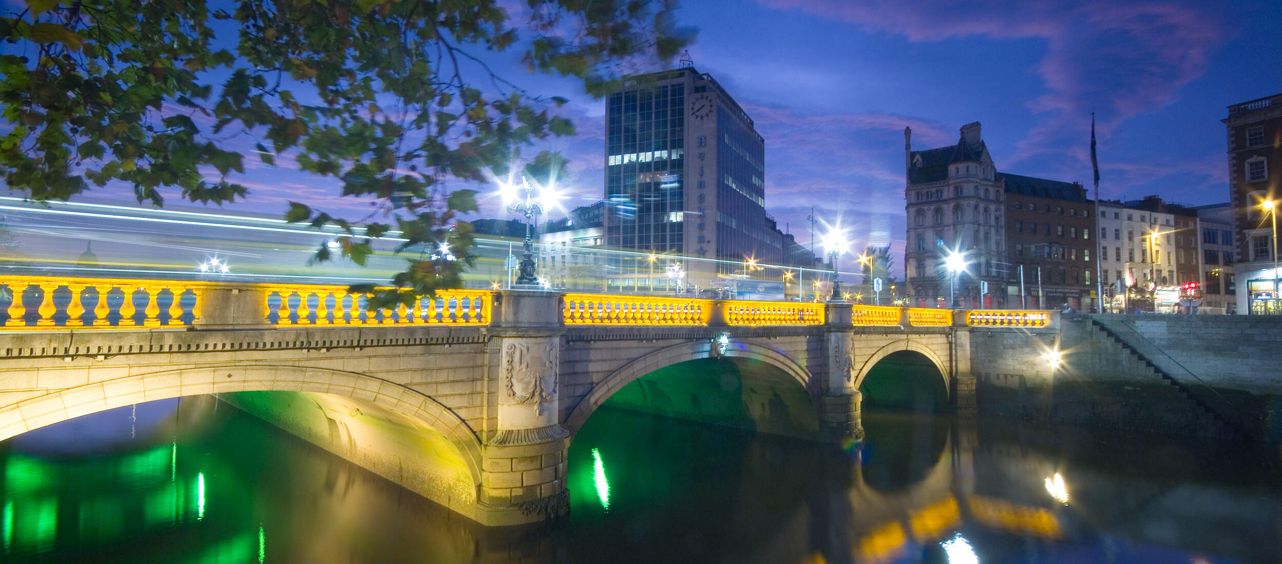 Top Five Things To Do In Dublin